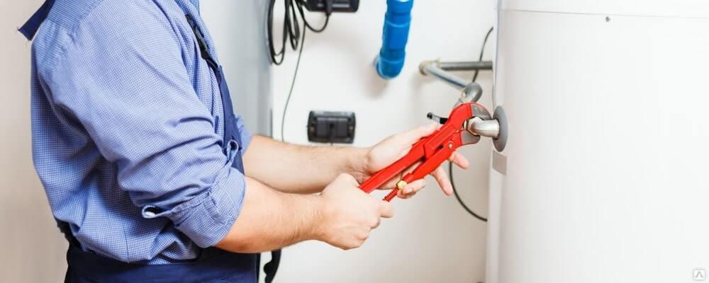 чистка фильтра газового котла