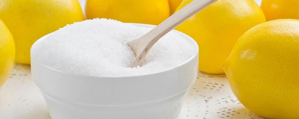 лимонная кислота для чистки котлов
